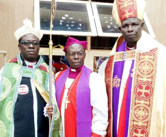 Anglican installs two Nigerians as members House of Bishops