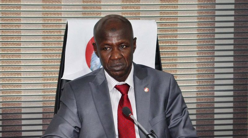 Magu, EFCC Boss Counsels Nigerian Youth Against Evil Thoughts