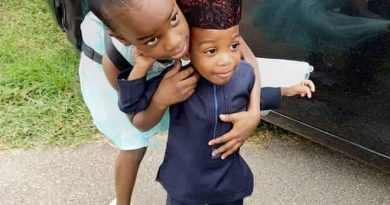 Ekeke, Abia State Commissioner, Loses His Wife, 2 children In Accident