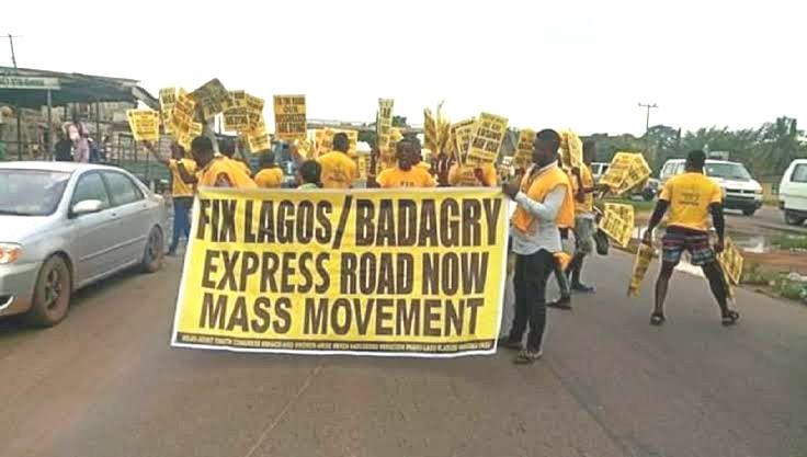 Lagos–Badagry Expressway repairs: LASG announces traffic diversion