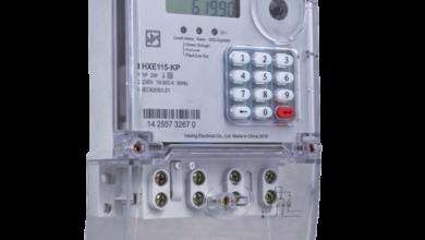 50487 Prepaid Electrical Sub Meter