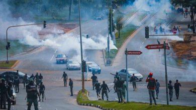 Abuja Teargas