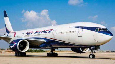 Air Peace 777