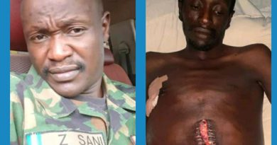 Army Captain Injured in Herdsmen Attack Cries out for Help