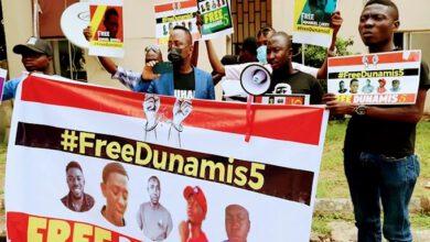 Dunamis Church Protest~2