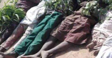 Gunmen attack Zamfara, many killed