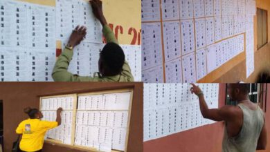 Inec Displays Preliminary Voters Register In Anambra