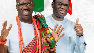Obaseki And Shaibu