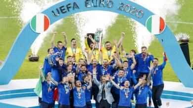 Italy V England Uefa Euro 2020: Final