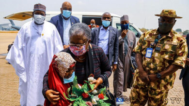 Okonjo Iweala Visits Nigeria2