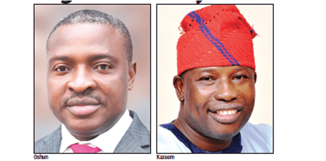 Lagos Assembly lifts suspension on two Lawmakers