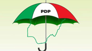 Pdp Convention Logo