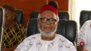 Professor B. Imeagwu Chukwumah Ijomah