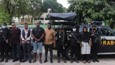 Some Nigerian Fraudsters Arrested In Bangladesh