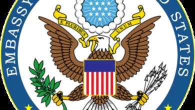Us Embassy Nigeria Seal