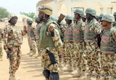 Nigerian Army promotes 34 brigadier generals, 47 colonels