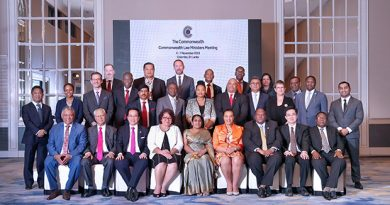 Commonwealth Law Ministers to Tackle Access to Justice
