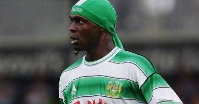 Ex-Eagles player, Efe Sodje, brother jailed in the US