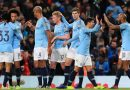 Sterling strikes twice as city hits saints for six