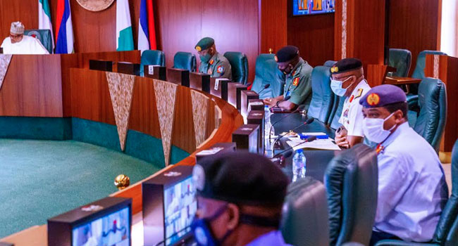 Security With Buhari2