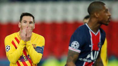 Skysports Barcelona Psg Lionel Messi 5300301